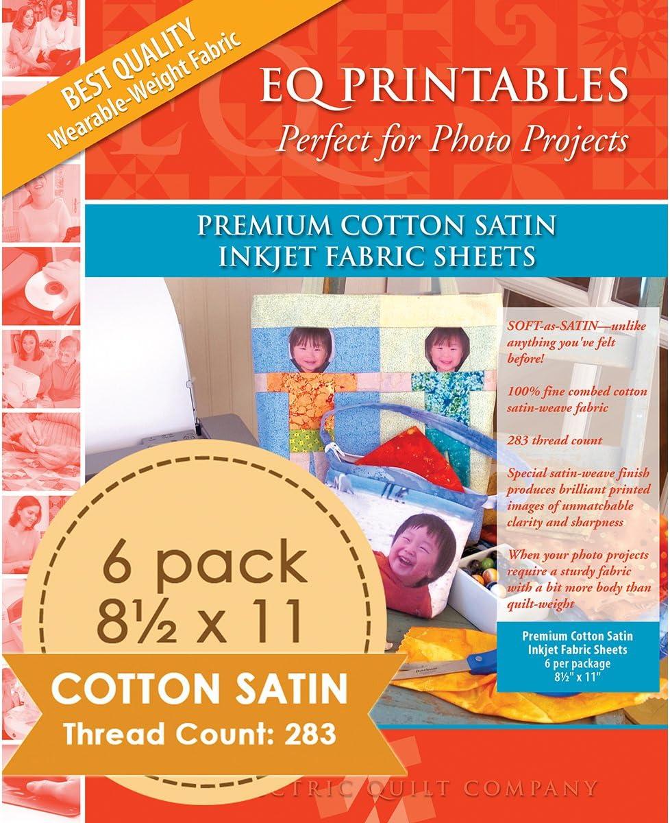 Factory outlet Premium Printable Cotton Satin 8.5