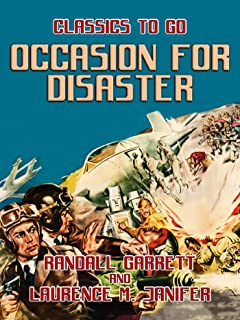 Occasion for Disaster (English Edition)