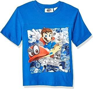 Boys Mario Odessey T-Shirt