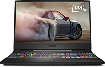 "MSI GL65 Leopard 10SFK-062 15.6"" FHD 144Hz 3ms Thin Bezel Gaming Laptop Intel Core i7-10750H RTX2070 16GB 512GB NVMe SSD W..."