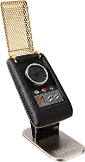 The Wand Company Star Trek Bluetooth Communicator - Connect To Your Phone To Answer Phone Calls Or Play Music On This Slee...