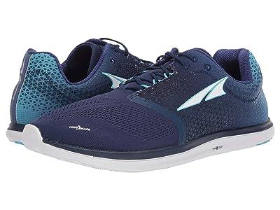 Altra Footwear Solstice (Dark Blue) Men