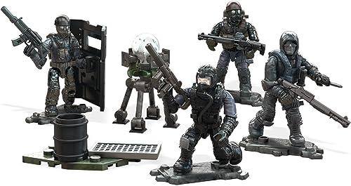Mega Construx Call of Duty Kits de construcción Mini-Figurines Soldados fpy21