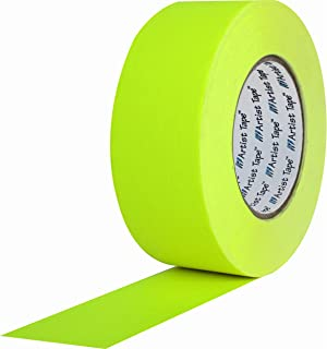 ProTapes Artist Tape Flatback Printable Paper Board or Console Tape, 60 yds Length x 2