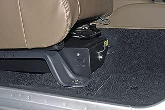 Tuffy 293-01 Conceal Carry Underseat Security Drawer, Mounts Under Passenger Seat 2007+ Jk Wrangler 4-Door
