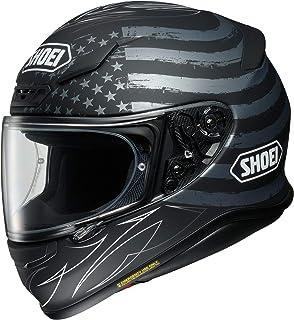 SHOEI RF-1200 フルフェイス バイクヘルメット 専用 TC-5 マットグレー/ブラック (各種サイズオプション) L ブラック HH0109-3905-06