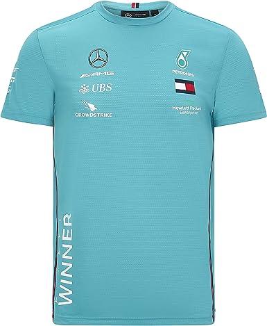 Fuel For Fans Camiseta para Hombre 2020 Team Race Ganador