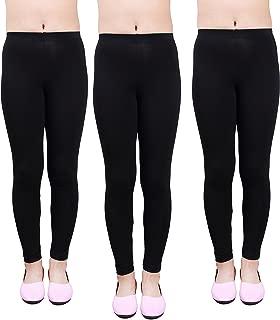 Hanes Premium Juniors Hosiery Leggings Black Sizes Vary