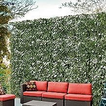Best Windscreen4less Artificial Faux Ivy Leaf Decorative Fence Screen 4