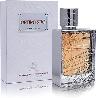 Optimystic White - Eau de Parfum - By Fragrance World - Perfume For Men, 100ml