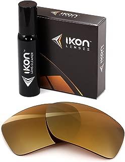 Polarized IKON Replacement Lenses for Maui Jim Peahi MJ-202 Sunglasses - 12 Colors