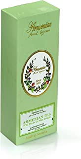 Armeniac Armenian Tea – 100% Natural Wild Crafted Loose Leaf Herbal Tea in a T-Stick | Premium – Wellness – Artisan – 12 S...