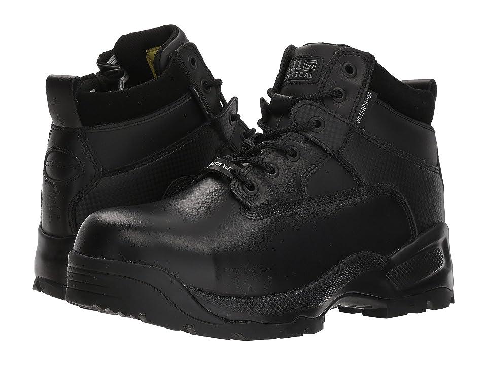 5.11 Tactical A.T.A.C. 6 Shield Side Zip (Black) Men