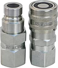 Best bobcat hydraulic coupler size Reviews