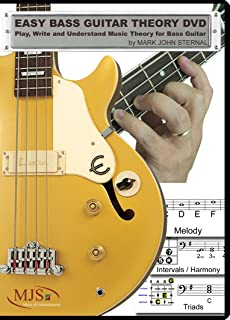 EASY BASS GUITAR THEORY Play, Write and Understand Music Theory for Bass Guitar