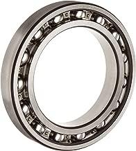 FAG 6004-C3 Deep Groove Ball Bearing, Single Row, Open, Steel Cage, C3 Clearance, Metric, 20mm ID, 42mm OD, 12 mm Wide 20000rpm Maximum Rotational Speed, 1120lbf Static Load Capacity, 2100lbf Dynamic Load Capacity