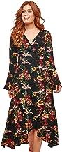 Joe Browns Womens Floral Print Wrap Maxi Dress