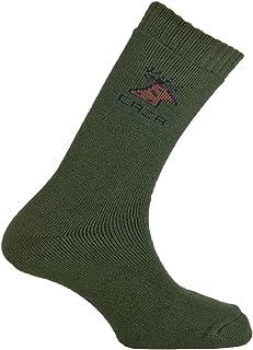 Mund Socks, Calcetín Caza Rizo con talón y Puntera Reforzados