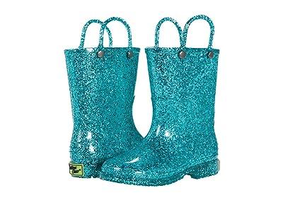 Western Chief Kids Glitter Rain Boots (Toddler/Little Kid)