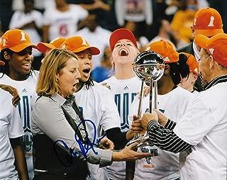 CHERYL REEVE signed *MINNESOTA LYNX* WNBA WOMENS BASKETBALL 8X10 W/COA #2 - Autographed WNBA Photos