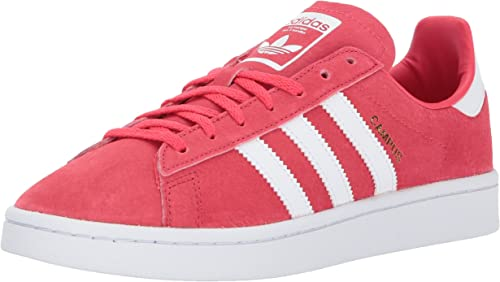 Adidas Adidas Originals Wohommes Campus W paniers, CORE rose Crystal blanc, 6.5 Medium US