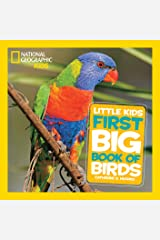 National Geographic Little Kids First Big Book of Birds (Little Kids First Big Books) Kindle Edition
