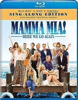 Mamma Mia Here We Go Again | Bluray