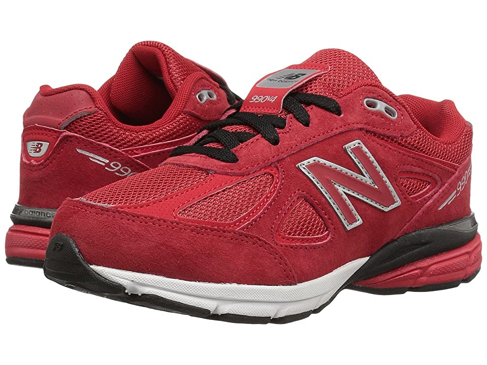 New Balance Kids KJ990v4 (Infant/Toddler) (Red/Red) Boys Shoes