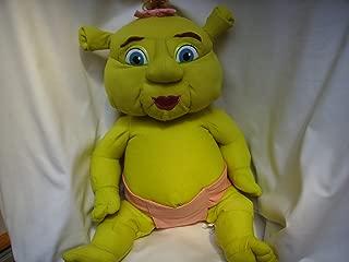 Shrek the Third Baby Girl Ogre in Diaper JUMBO 31