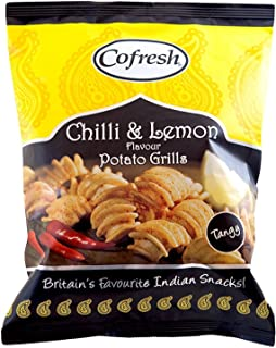 cofresh chilli and lemon crisps