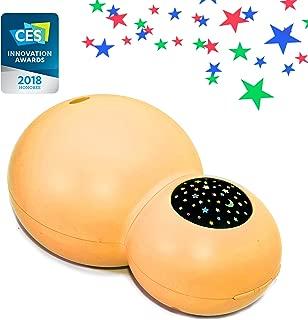 ZAQ Sky Aroma Essential Oil Kids Diffuser LiteMist Ultrasonic Aromatherapy Humidifier - 120 ML Night Light