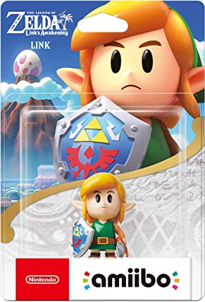 amiibo The Legend of Zelda Link's Awakening - Link