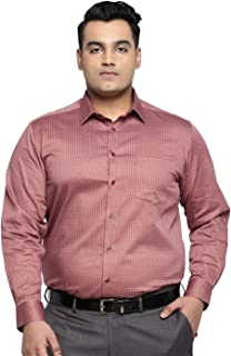 aLL Plus Size Men's Regular fit Formal Shirt