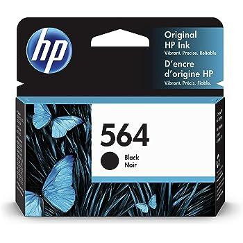 HP 564 | Ink Cartridge | Black | CB316WN