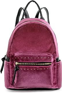 Scarleton Backpack H202263A - Dark Magenta