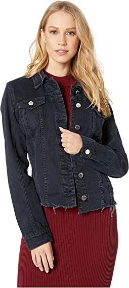 Denim Jacket in Mercury Rising