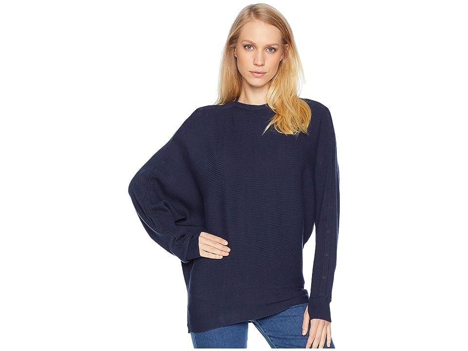 Blanc Noir Portola Sweater (Ink) Women
