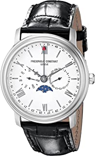 Frederique Constant Classics Moonphase Collection Watches