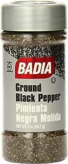 Badia 黑胡椒粉, 2盎司(56.6克)(12件装)