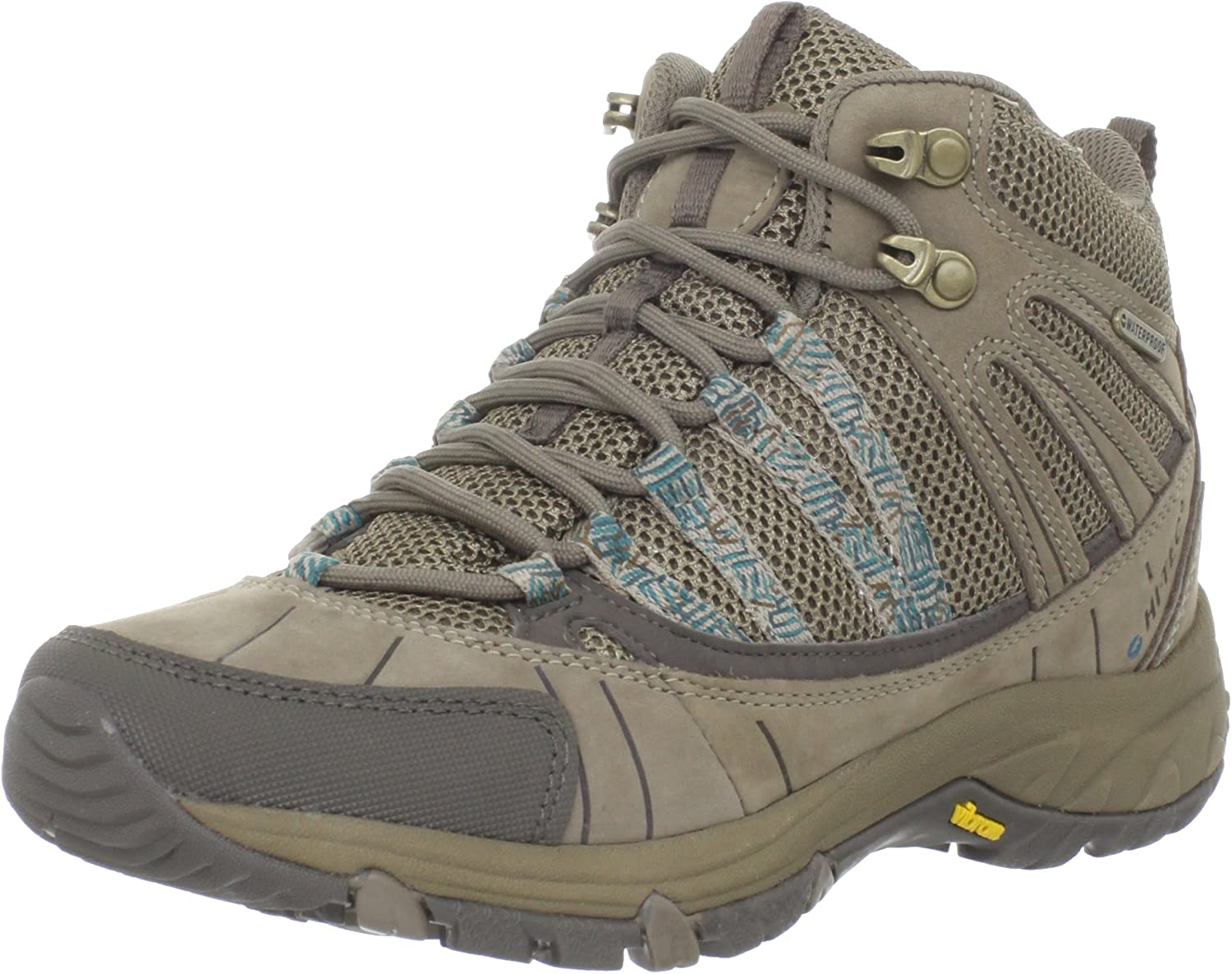 Hi-Tec Women's Harmony Mid Waterproof Ult Shoe Sales results Don't miss the campaign No. 1 Trail Light Taupe