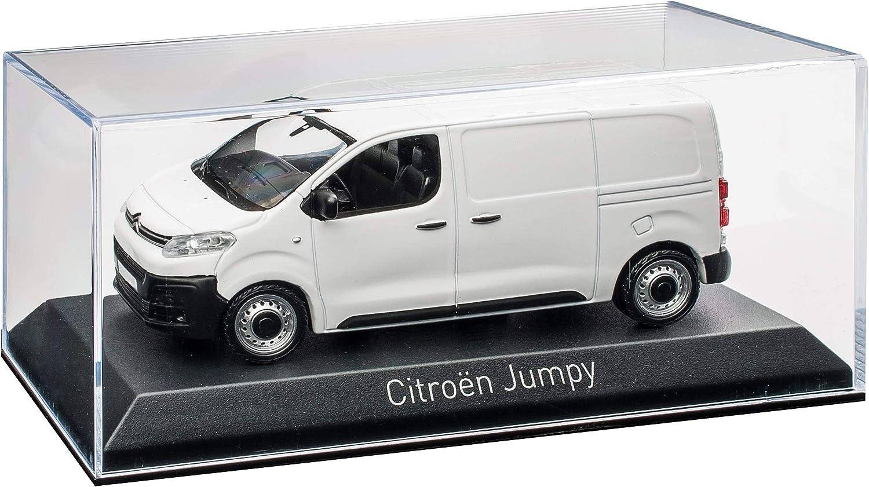 Citroen Jumpy Iii Kasten Weiss 3 Generation Ab 2016 Baugleich Mit Spacetourer Peugeot Expert Traveller Toyota Proace 1 43 Norev Modell Auto Mit Individiuellem Wunschkennzeichen Spielzeug