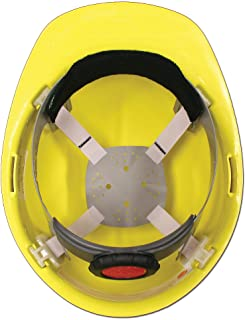 Jackson Safety SC6 Replacement 4-Point Ratchet Suspension (14936), Comfortable Headgear for Select Hard Hats, 6 / Case