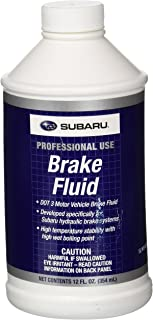 Subaru SOA868V9220 Brake Fluid - 12 fl.oz