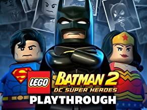 Clip: Lego Batman 2 : DC Super Heroes Playthrough