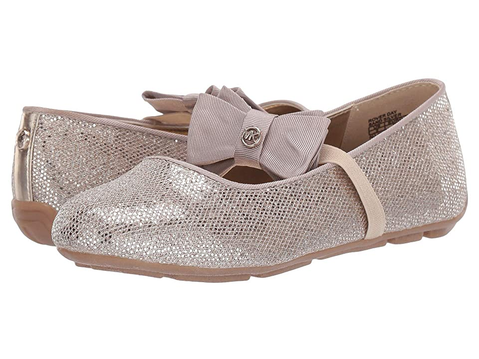 MICHAEL Michael Kors Kids Rover Day (Little Kid/Big Kid) (Sand) Girls Shoes