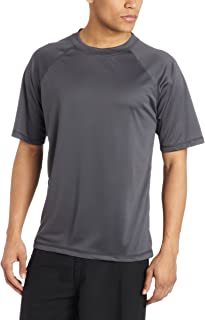 Kanu Surf Men's Short Sleeve UPF 50+ Swim Shirt (Regular...