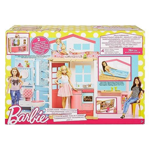 Barbie Houses Under 40 Dollars: Amazon com
