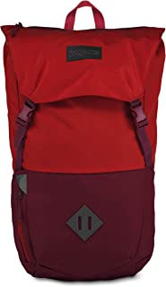 Jansport Casual Daypacks Backpack for Unisex, Red, JS0A3P18_53D