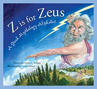greek mythology alphabet