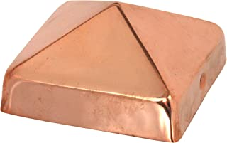copper post covers